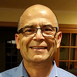 Headshot photo of Victor Escobedo