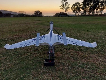 uav porta launcher project phto